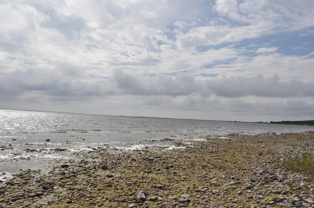 Strand op Saaremaa