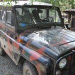 Land Rover kloon ...
